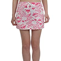 BRG Brugi Sports Womens Cover Up Swim Skirt - Pink - 10