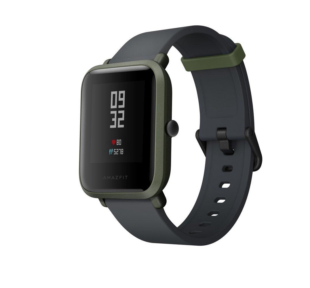 AMAZFIT Bip Smartwatch Monitor de Actividad Pulsómetro Ejercicio Fitness Reloj Deportivo (Versión Internacional) Negro… 3