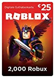 Robux for Roblox 2000 Robux   PC/Mac Code - Kein DRM