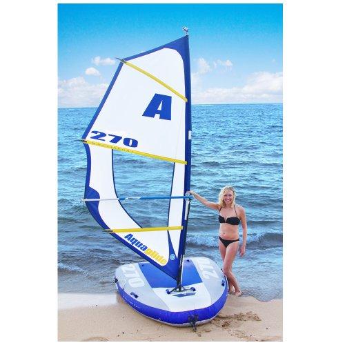 Aquaglide Schlauchboot/Aufblasbares Kajak für bis zu 3 Personen im Test - 2