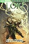Loki, Dios de las mentiras par Aguirre-Sacasa