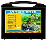 Sera 04002 aqua-test box (+Cu), Koffer, Wasser testen für Fortgeschrittene pH,...