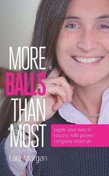 More balls than most by [Morgan, Lara]