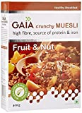 #3: Gaia Crunchy Muesli - Fruit And Nut, 400g