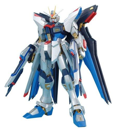 Unbekannt BANDAI - Model Kit Gunpla - Gundam MG Strike Freedom Extra Finish Version 1/100 - GunplaGunpla (Finish Gundam Extra)