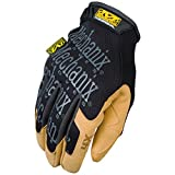 Mechanix Wear Material4X Original Guanti Nero/Marrone Chiaro size M