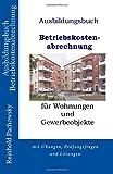Ausbildungsbuch Betriebskostenabrechnung