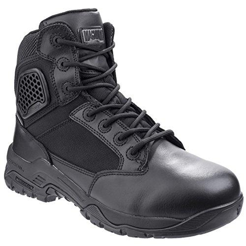 Magnum Strike Force 6in Côté Fermeture Zip Mens Chaussures de Travail