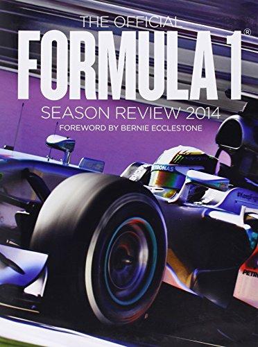 The Official Formula 1 Season Review 2014 por Bruce Jones