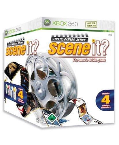 Scene It? Das Filmquiz - Lights, Camera, Action