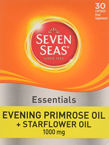Seven Seas Evening Primrose Once A Day Plus Starflower Oil 1000mg 30 Capsules Test