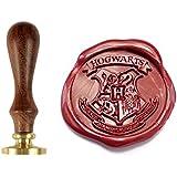 UNIQOOO Manualidades y sello de cera de Vintage de Hogwards Magic Escuela