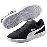 PUMA Smash v2 Sneaker Asphalt-Puma White 3.5