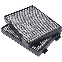 Colmena cabina filtro de polvo Filtro De Aire De Carbón Activado de carbono para 5 Series