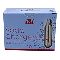 iSi Soda Syphon Refills - Pack of 10