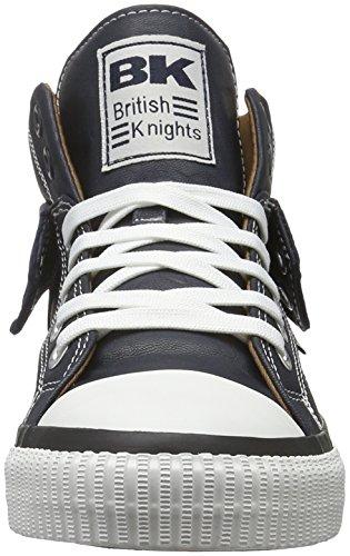 British Knights Herren Roco High-Top Blau (navy/cognac 07)