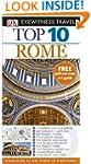 DK Eyewitness Top 10 Travel Guide: Rome