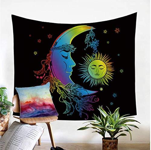 Suntapestry Wandaufhängung bunt bedruckt Tagesdecke dekorative Bettlaken 150x200 cm