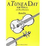 A Tune A Day For Viola Book One Vla: 1