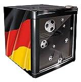 Husky Cool Cube Deutschland Fußball Design Minikühlschrank Glas...