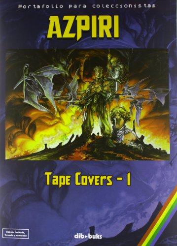 Azpiri. Tape Covers - Número 1 (Ilustración)