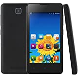 LussoLiv Lenovo A1900, 512MB+4GB, 4. 0 Inch Android OS 4. 4 SC7730 Quad Core 1. 2GHz, GPS, Dual SIM, Network: 3G(Black)