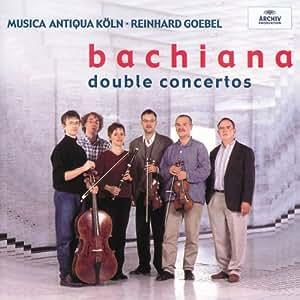 Bach - Bacchiana : Concertos des fils de J.-S. Bach