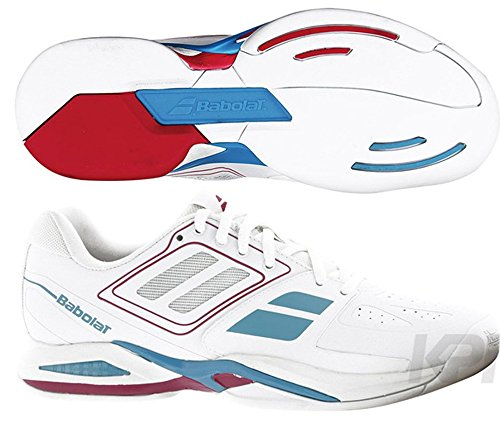 Babolat Propulse Team BPM Indoor Tennisschuh Damen 5.5 UK - 38.5 EU