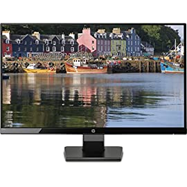 "HP 27W Monitor per PC Desktop, 27"", 5 ms, Full HD (1920x1080), IPS Retroilluminato a LED, Nero"