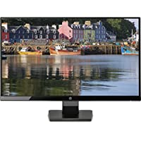 "HP 27w Ecran PC Full HD 27"" Noir (IPS. VGA/HDMI. 1920 x 1080. 16:9. 60 Hz. 5 Ms)"
