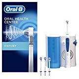 Oral-B Oxyjet MD20 Irrigador de Limpieza Bucal, Blanco y Azul