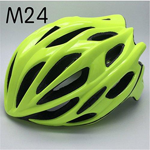 HELMEGOS Tour de France herrschen Radhelm Super Leichte 230G MTB Erwachsene Mojito Fahrradhelme Zubehör 24.