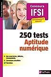Telecharger Livres 250 Tests Aptitude numerique (PDF,EPUB,MOBI) gratuits en Francaise