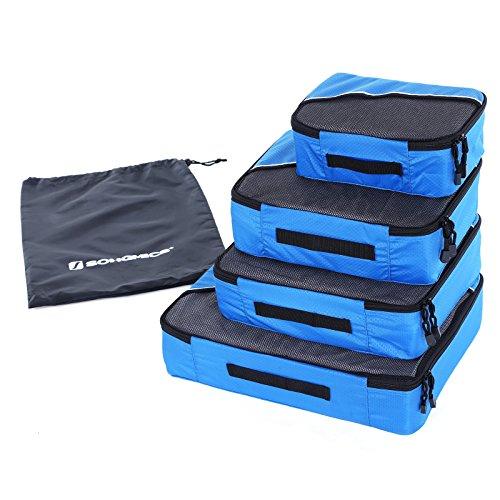 songmics-kleidertaschen-packwrfel-4-teiliges-set-blau-gsn01b