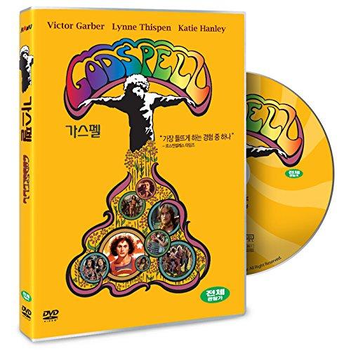 Godspell: A Musical Based On The Gospel According To St. Matthew, 1973 (Region code : 3) (Korea Edition) -