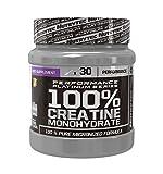Integratore Nutrytec Creatina micronizzata 100% Neutra Extra Solubile - Massa Muscolare, Forza esplosiva, Potenza e Recupero muscolare