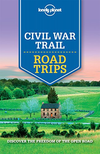 Lonely Planet Civil War Trail Road Trips (Travel Guide) (English Edition)
