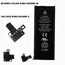 bateria interna de recambio para Apple iphone 4S 4GS 1430 mah capacidad original