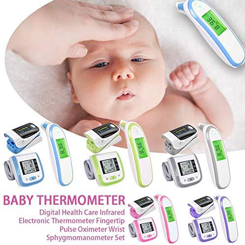 Symbol Der Marke Baby Nippel Thermometer Medizinische Silikon Schnuller Lcd Digital Kinder Thermometer Gesundheit Sicherheit Pflege Thermometer Für Kinder Geschickte Herstellung Mutter & Kinder