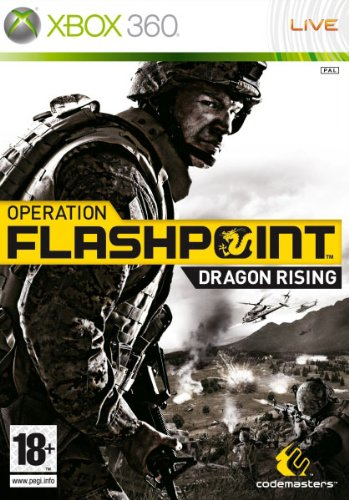 Operation Flashpoint Dragon Rising [Spanisch Import] (Xbox 360 Operation Flashpoint)