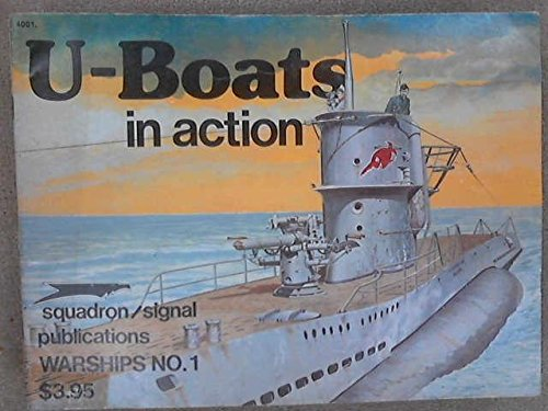 U-boats in Action (Warships in action) por Robert Stern