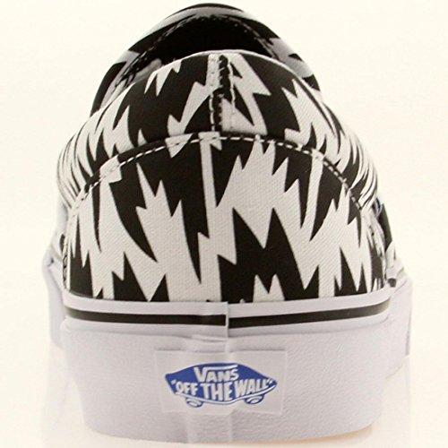 Vans Classic Slip-on Scarpe da Ginnastica Basse, Unisex Adulto Flash/White/Black