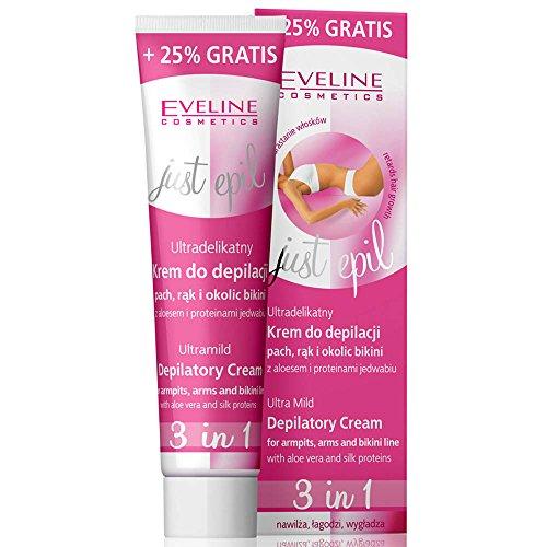 Eveline Ultra Mild Depilatory Cream 3in1