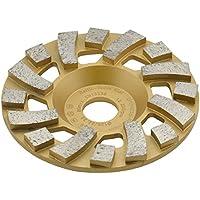 Trong Aard Premium diamante lijado/Diamantado 125mm/22,23mm/19mm BI de Turbo segmentación