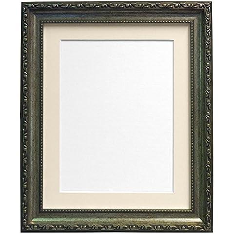 Frames By Post AP-3025–Cornice portafoto argento con