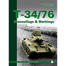 T-34/76: Camouflage and Markings