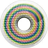 Filamento PLA 1,75 mm, GIANTARM Stampante 3D PLA Filamento 1 kg Spool (Gradiente)