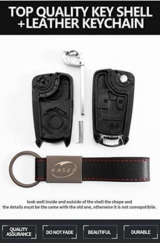 Coque Clé Télécommande Plip 2 Boutons pour Opel Vectra Astra Tigra ...