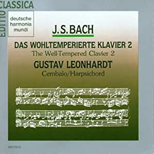 Bach;the Well
