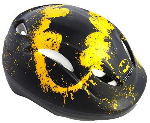 DC Batman Kinder Fahrrad-Helm Deluxe Gr. 51-55 cm
